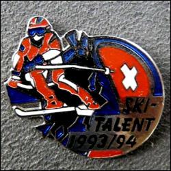 Ski talent 1993 94
