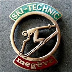 Ski technic megeve