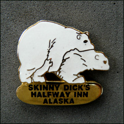 Skinny dick s halfway inn alaska