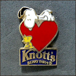 Snoopy knott s berry farm