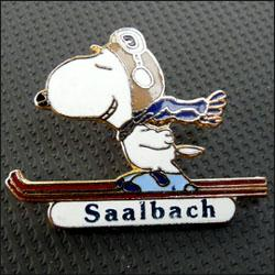 Snoopy saalbach