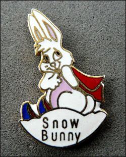 Snow bunny 1