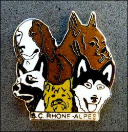 Societe canine rhone alpes