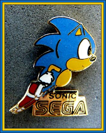 Sonic sega 1