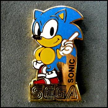 Sonic sega 4