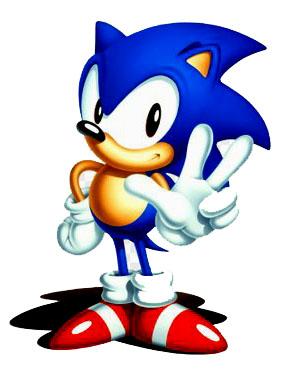Sonic sega accueil 2