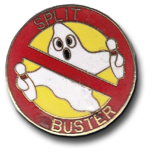 Split buster bowling club