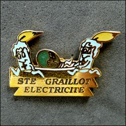 Ste graillot electricite
