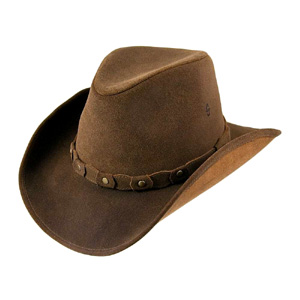 Stetson hats h6324 annville leather cowboy hat 591 300