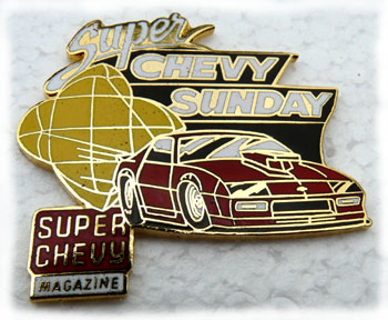 Super chevy sunday