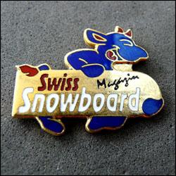 Swiss snowboard magazin 1