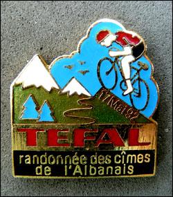 Tefal randonnee des cimes de l albanais