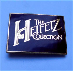 The heifetz collection bleu marine 2