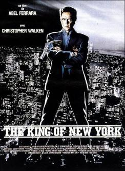 The king of new york affiche 2