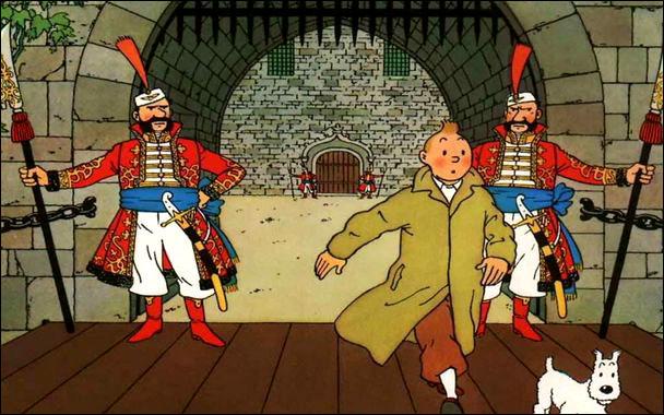 Tintin accueil 1