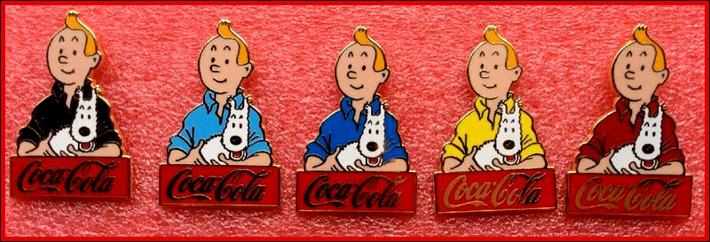 Tintin coca cola 3