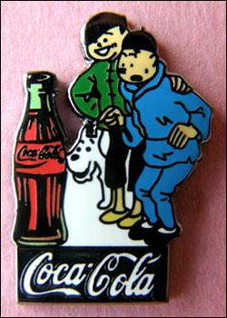 Tintin coca cola 4