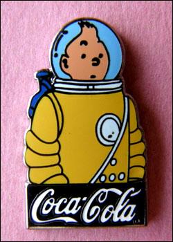 Tintin coca cola 6