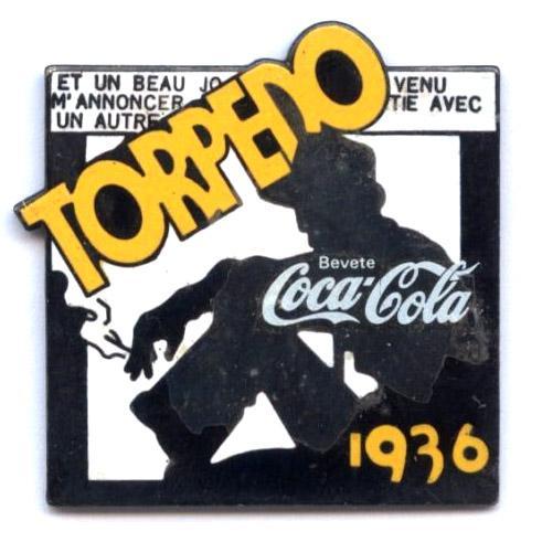 Torpedo coca cola