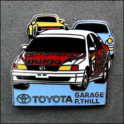 Toyota thill