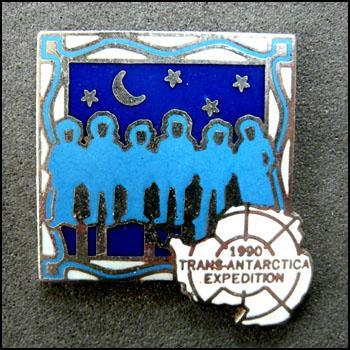 Trans antarctica expedition 1990 2