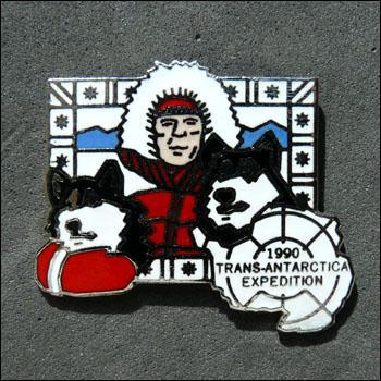 Trans antarctica expedition 1990