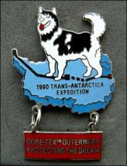 Trans antartica 1990