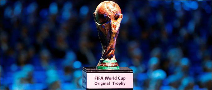 Trophee coupe du monde fifa 1