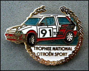 Trophee national citroen sport