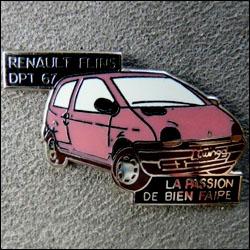 Twingo renault flins 251