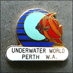 Underwater world perth