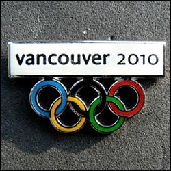 Vancouver 2010 anneaux