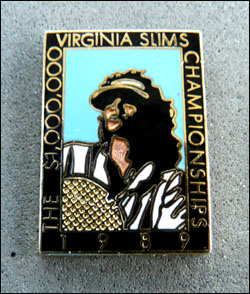 Virginia slims championships 1989