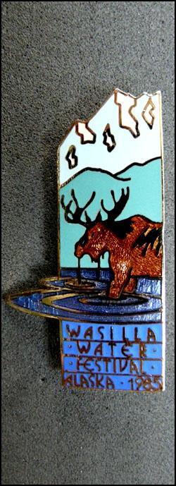 Wasilia water festival 1985