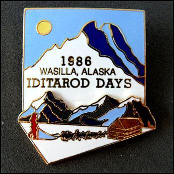 Wasilla iditarod days 1986
