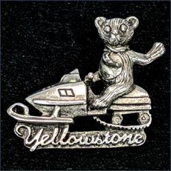 Yellowstone ourson 250