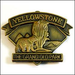 Yellowstone the grand old park 250