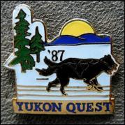 Yukon quest 1987