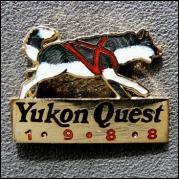Yukon quest 1988