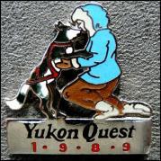 Yukon quest 1989
