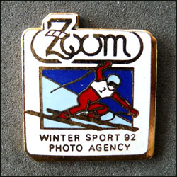 Zoom winter sport 92 rouge